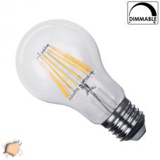 Γλόμπος LED Edison Filament Retro Ε27 8 Watt.