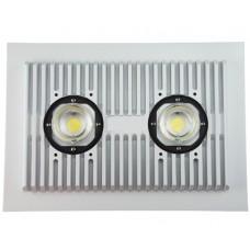 Φωτιστικό στεγάστρου 110 watt (Δυνατότητα επιλογής φακών)